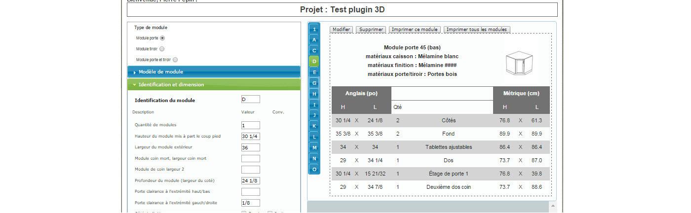 Plugin 3D SketchUp
